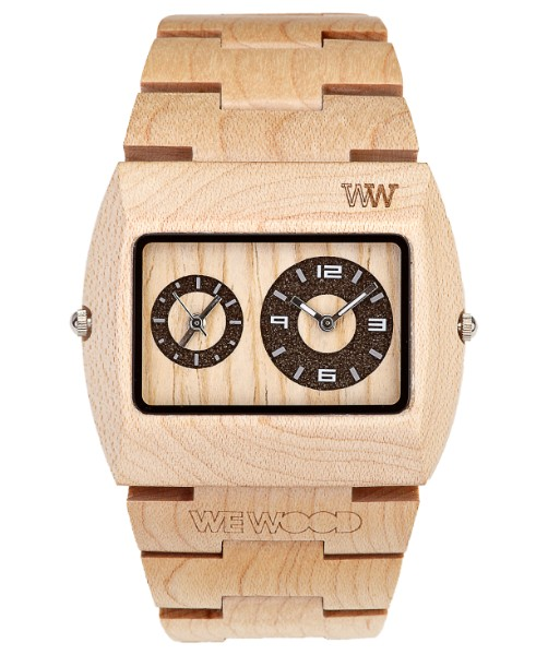 01b1591a591b Wewood Watches Jupiter Beige Watch