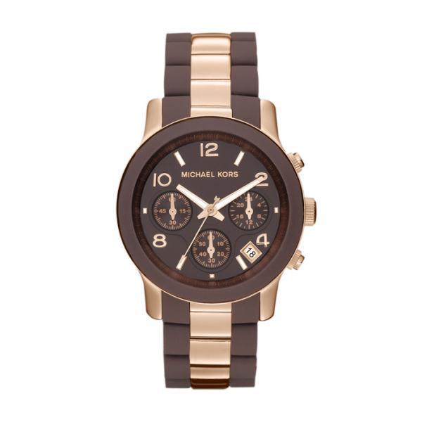 a2fa4829a0cdb Michael Kors MK5658 Ladies Two Tone Chronograph Watch