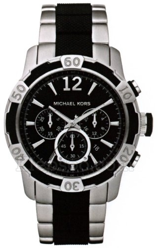 Michael Kors Watches MK8199 Mens Two Tone Chronograph Watch