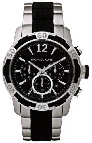 Michael Kors Watches Mk8199 Mens Two Tone Chronograph Watch
