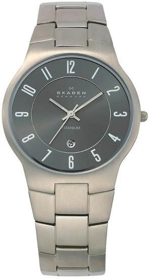 Skagen Denmark Mens Watch Titanium Links For Men O572xltxm