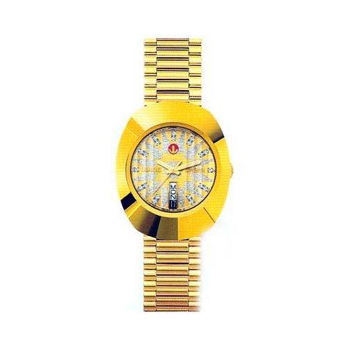Rado R12413263 The Original Diastar Gents Gold Watch