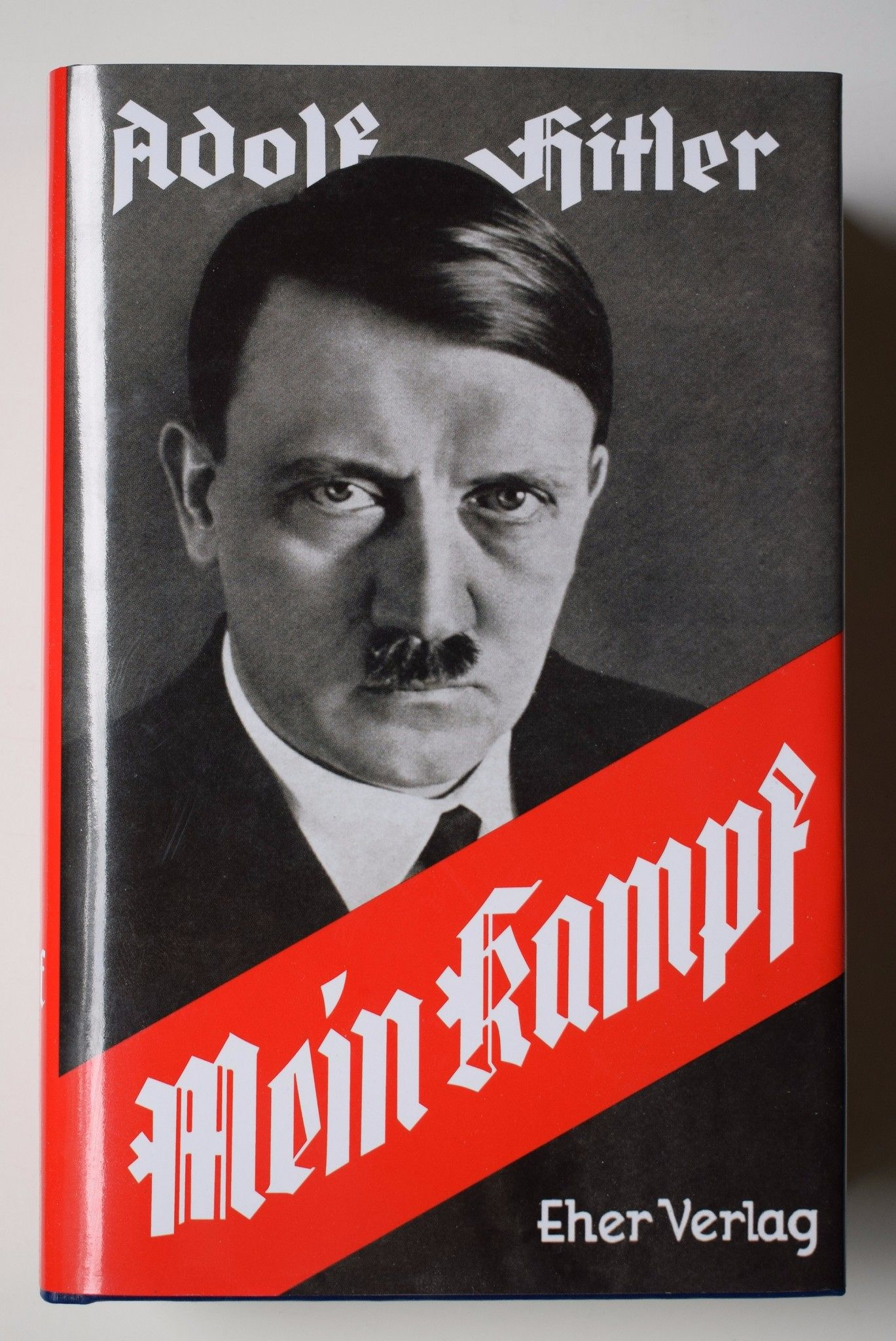 Mein Kampf Pages