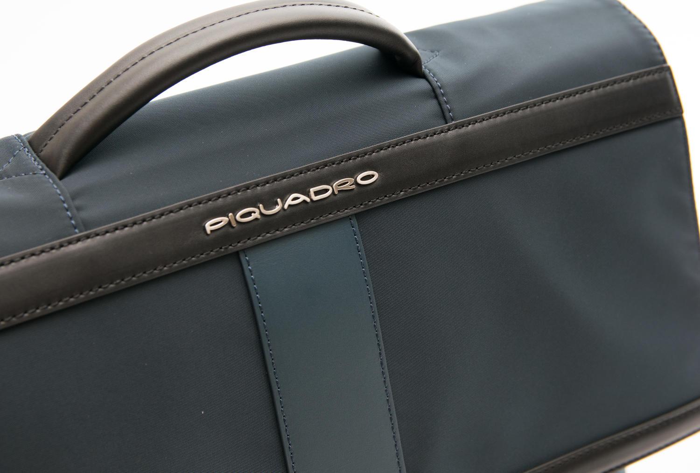 dcac9dd12ca Мъжка Кожена Бизнес Чанта за Документи Piquadro; PIQUADRO 888813; Бизнес  Чанти Piquadro