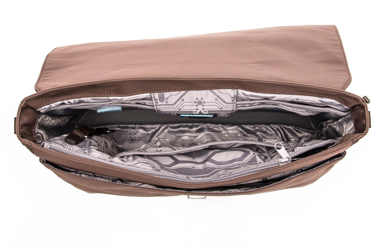 4ab12a1e06c Мъжка Кожена Бизнес Чанта за Документи Piquadro; PIQUADRO 888814; Бизнес  Чанти Piquadro