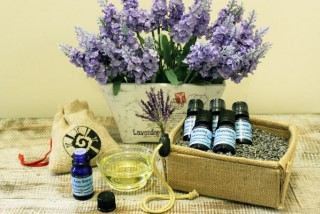 How to oil body with aromatherapy oils