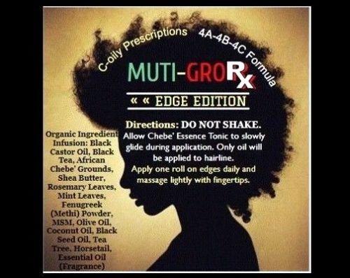 Muti-Gro Rx 4 Edges - 90 DAY SUPPLY
