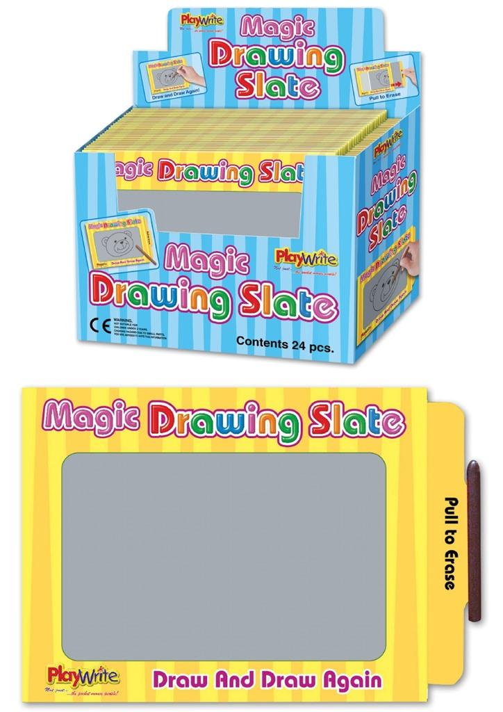 24 x magic drawing slates