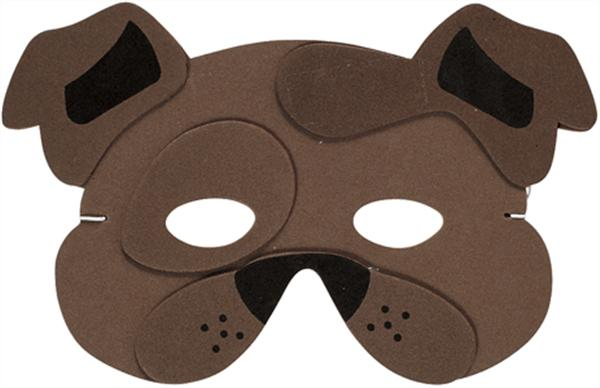 graphic relating to Dog Mask Printable known as Shots of Printable Canine Mask -