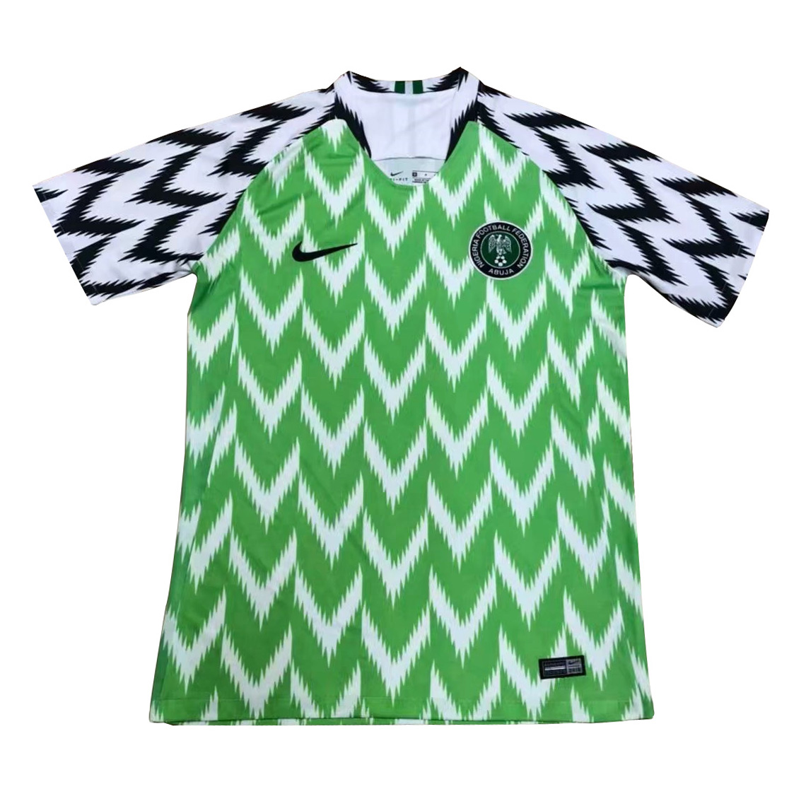 promo code 12f80 bb1ff Nigeria World Cup Jersey