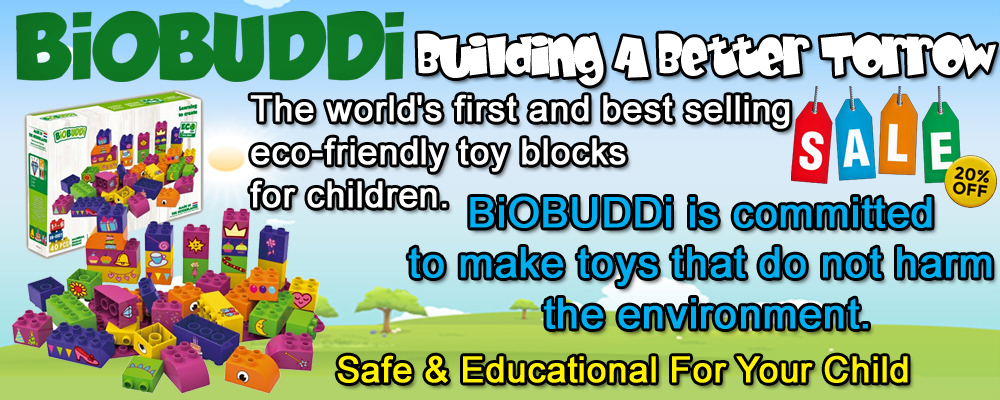 20% OFF All Bioduddi Building Blocks