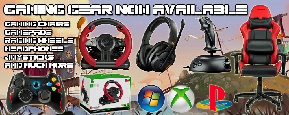 Gaming Accessories Now Available From Toyzstore