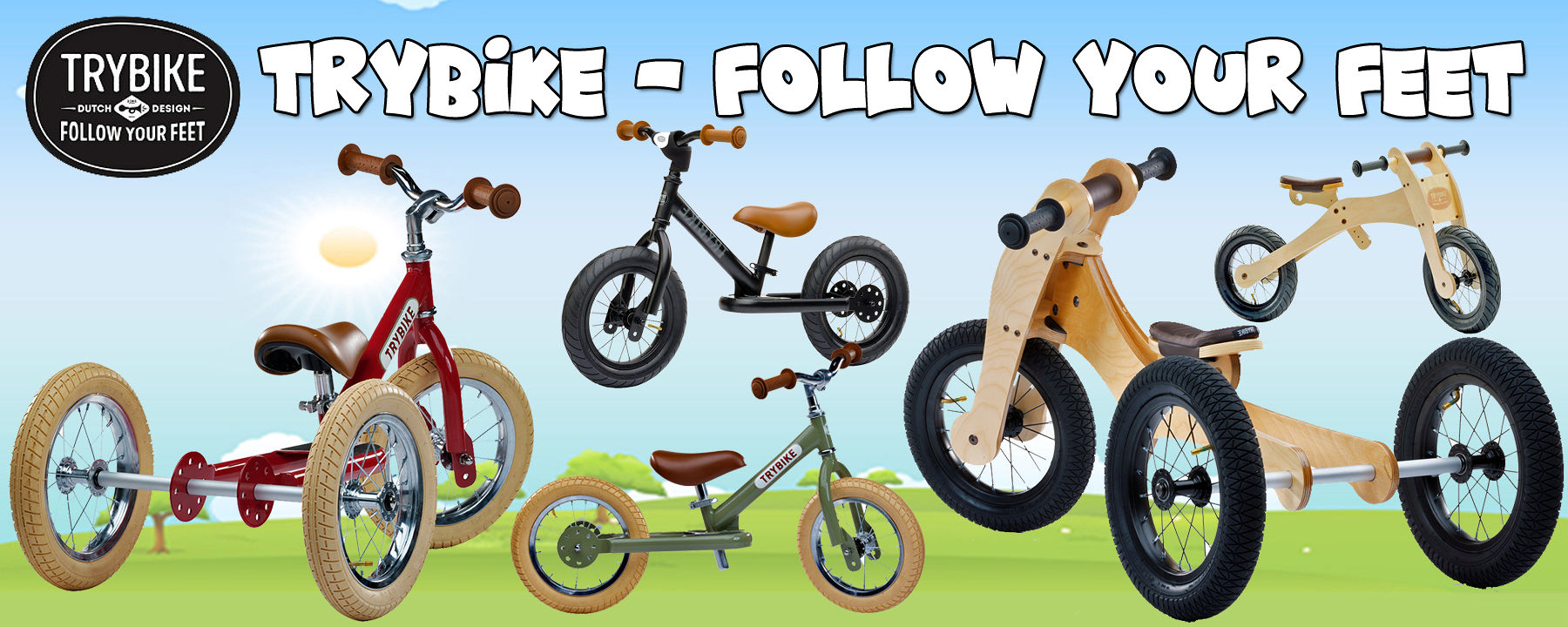 Trybike Now Available From Toyzstore