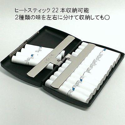 IQOS Black High Quality Luxurious Heatstick Case