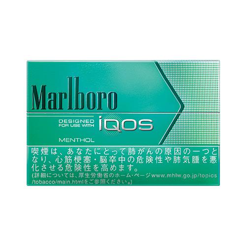 IQOS Menthol/Marlboro Heat Stick/1 Carton/Genuine product from Japan