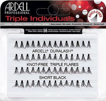 f53e3d32567 Ardell Triple Flares Individuals Short Black