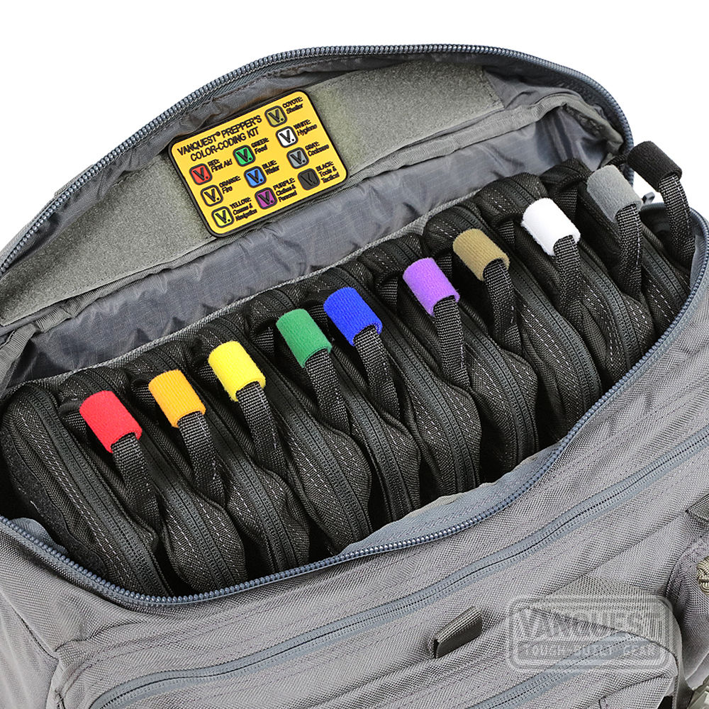Vanquest Preppers Color Coding Kit