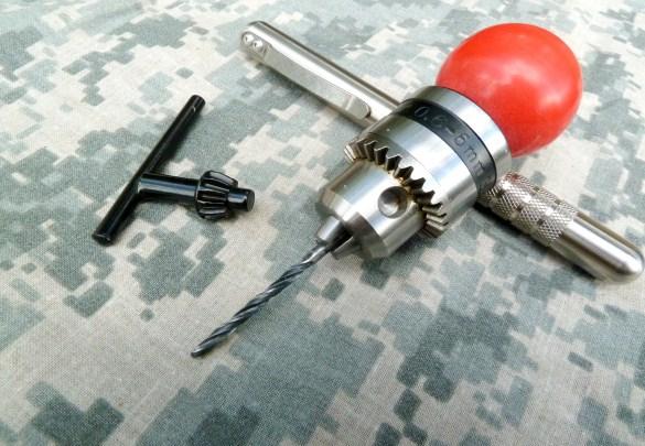 Pocket Hand Drill
