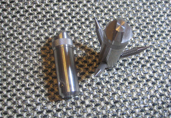 Titanium Grappling Hook
