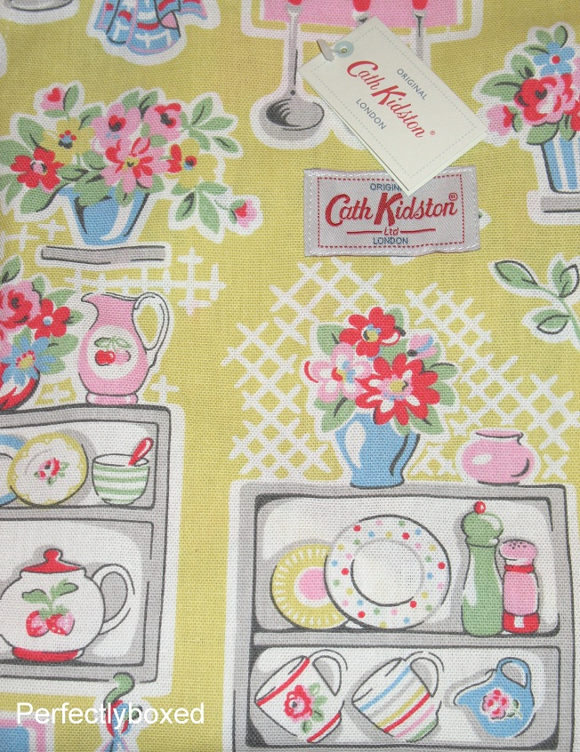 cath kidston style kitchen accessories cath kidston apron yellow at www perfectlyboxed 8070