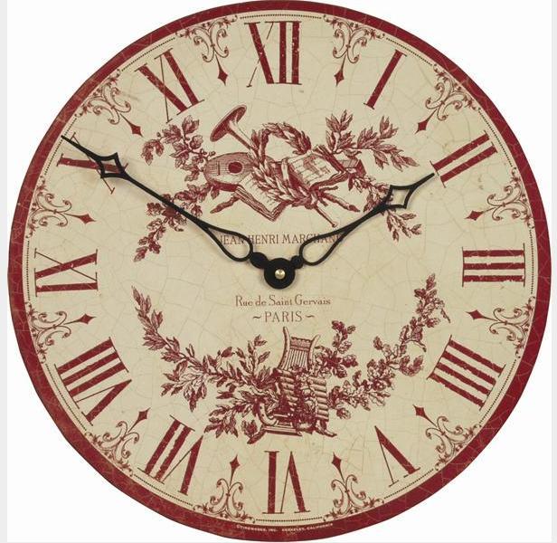 Vintage Kitchen Clocks For Sale