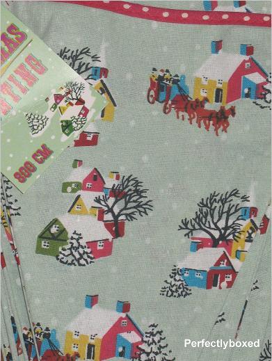 vintage christmas bunting - Vintage Christmas Fabric