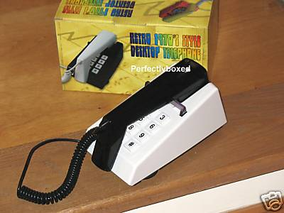 Steepletone Stp1975 Trim Phone At Www Perfectlyboxed Com