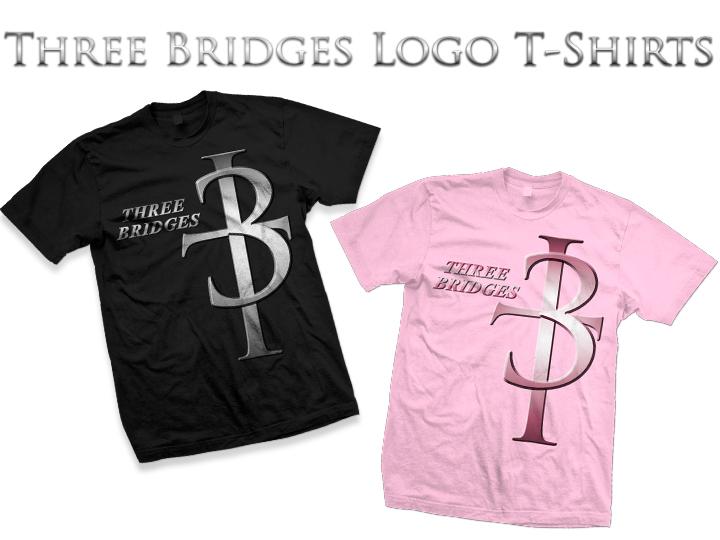 3b logo t shirts for My logo on a shirt