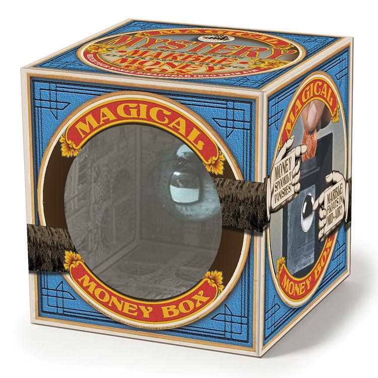 Floating Ball Money Box