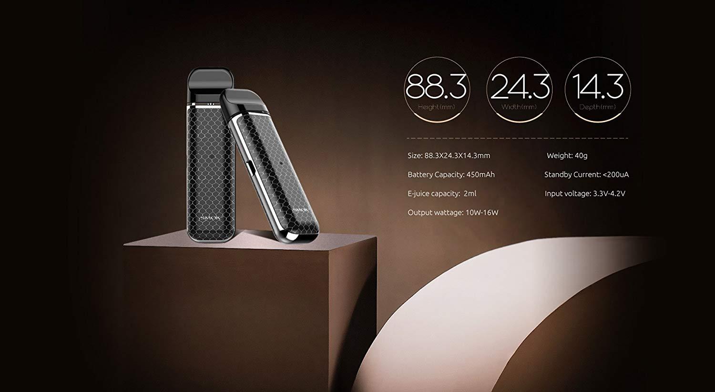 Smok Novo Pod System Kit with 2ml Capacity