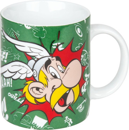 Asterix Face Mug