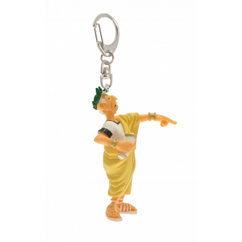 Caeser Papyrus Mini Key-Chain