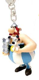 Obelix Mini Key Chain