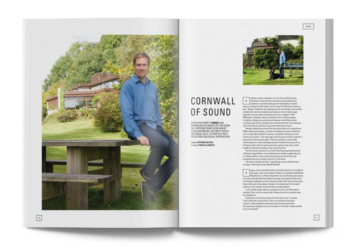 ELECTRONIC SOUND ISSUE 47 Magazine + CD BUNDLE