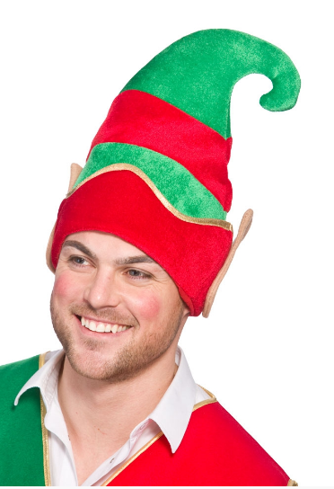 364a5488ecb Deluxe Christmas Elf Ear Hat title