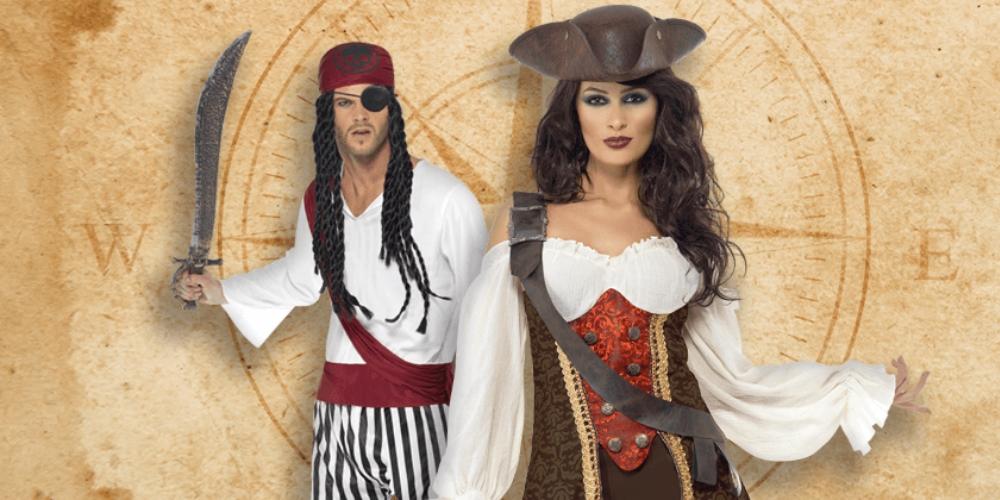 pirate costumes accessories