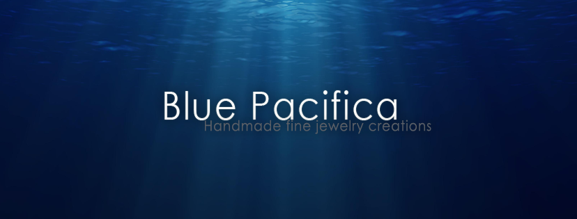 Blue Pacifica handmade Jewels