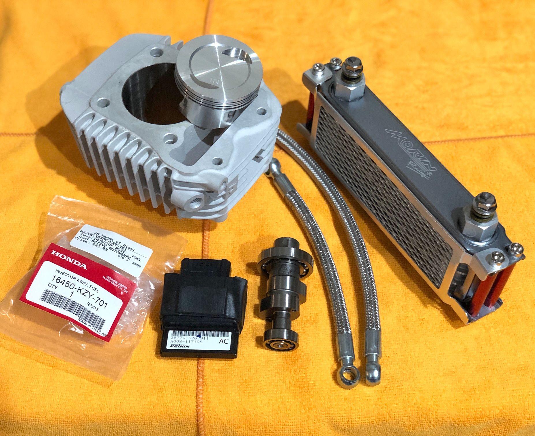 DHM 186 All Inclusive Big Bore Kit
