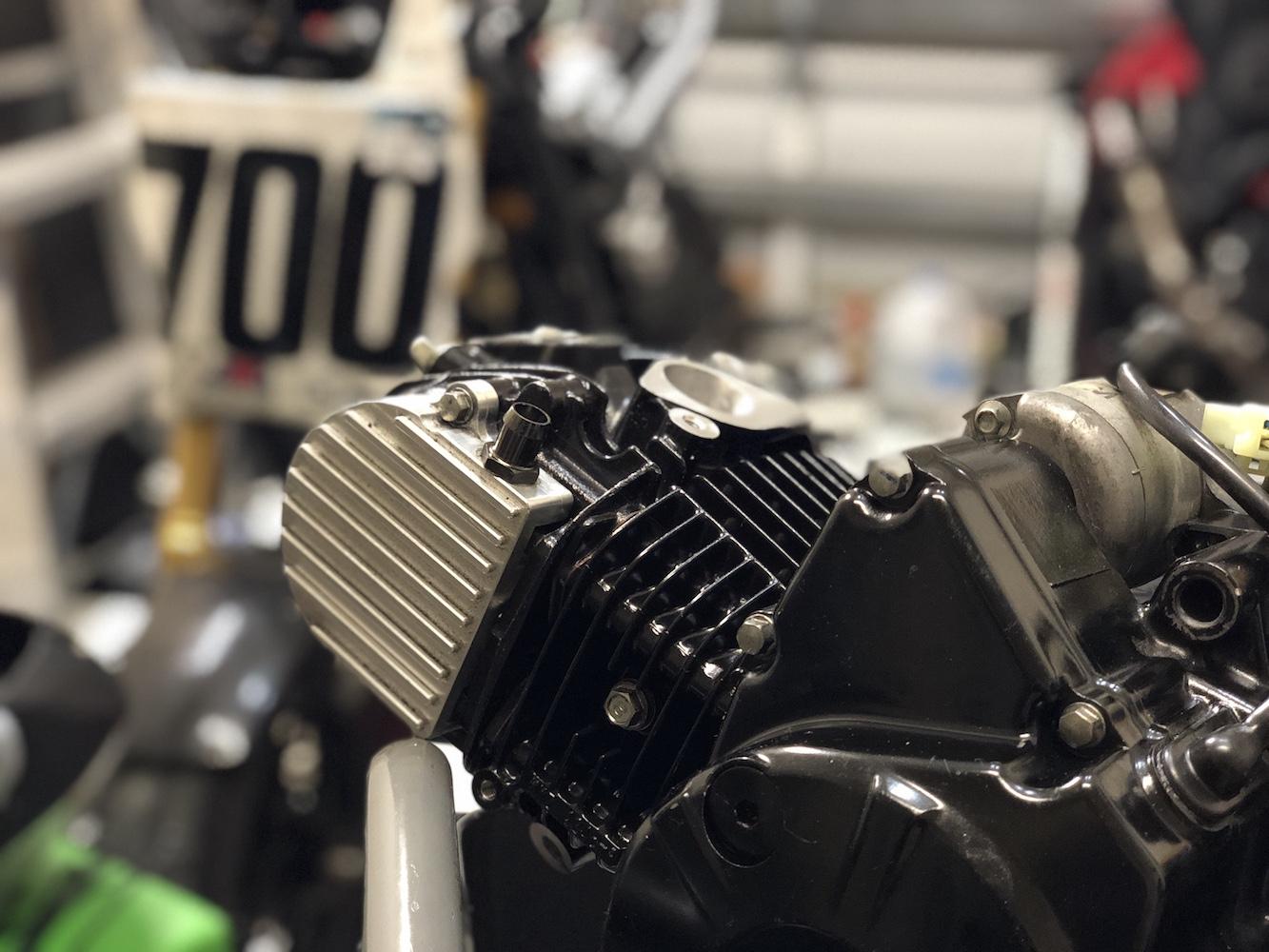 Honda Grom 2-Valve Head Porting Service