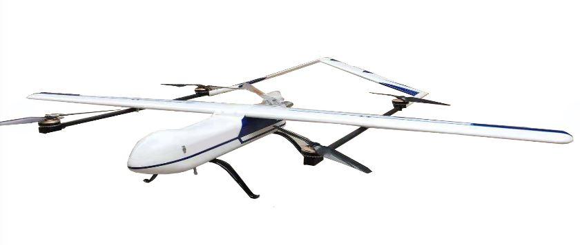 GC-L3 Hybrid Composite wing VTOL UAV
