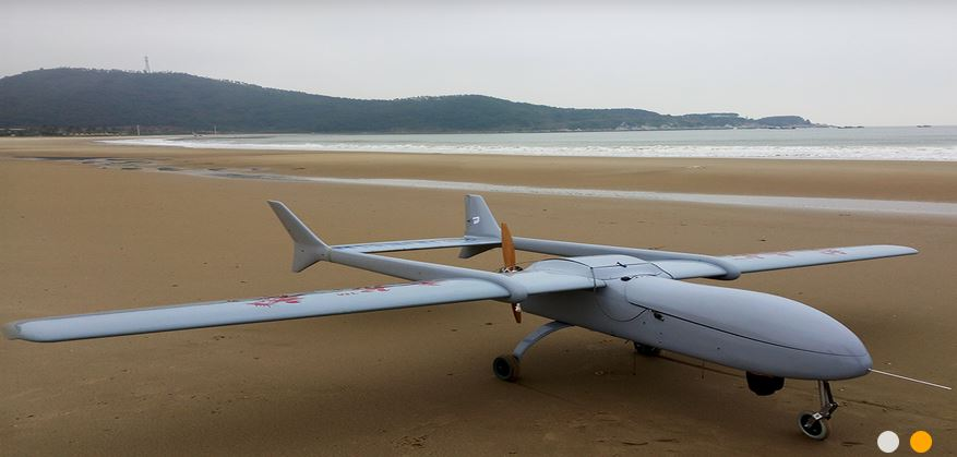 GC-L4 Oil Powered Fixed Wing UAV