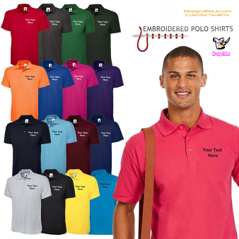 a31a72e6f 10 Polo shirts for £99 special offer