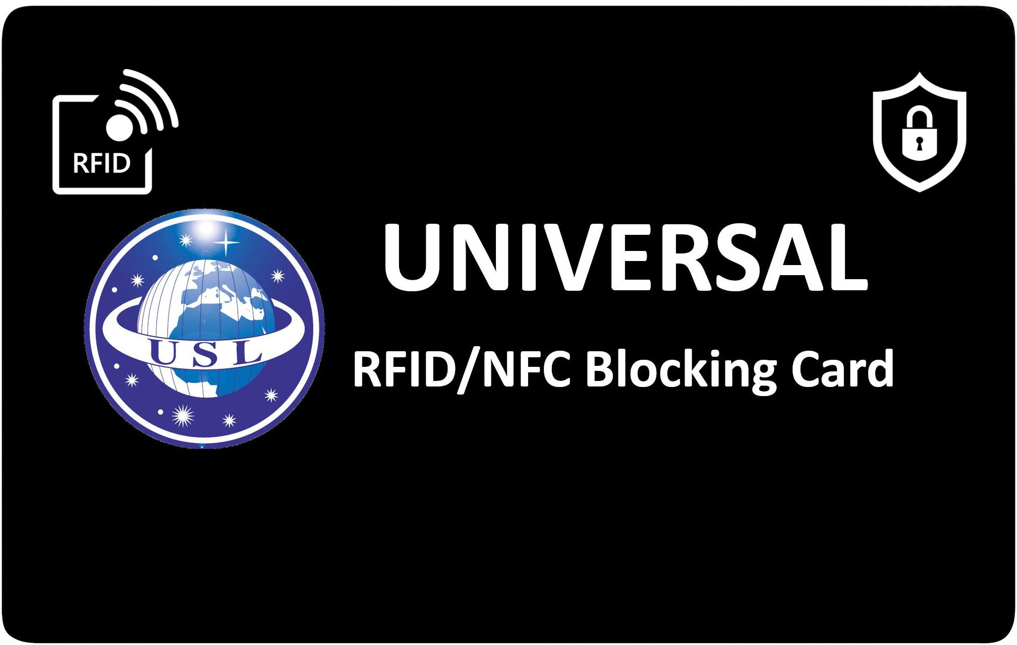 69c1bfe96eec Universal RFID Blocking Card