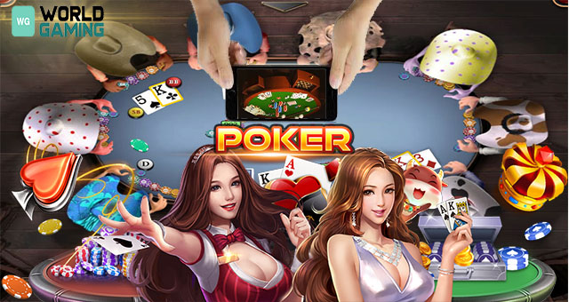 Poker online via pulsa