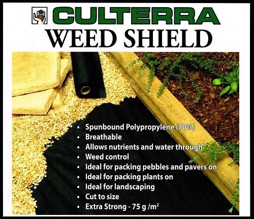 Culterra Weed Shield