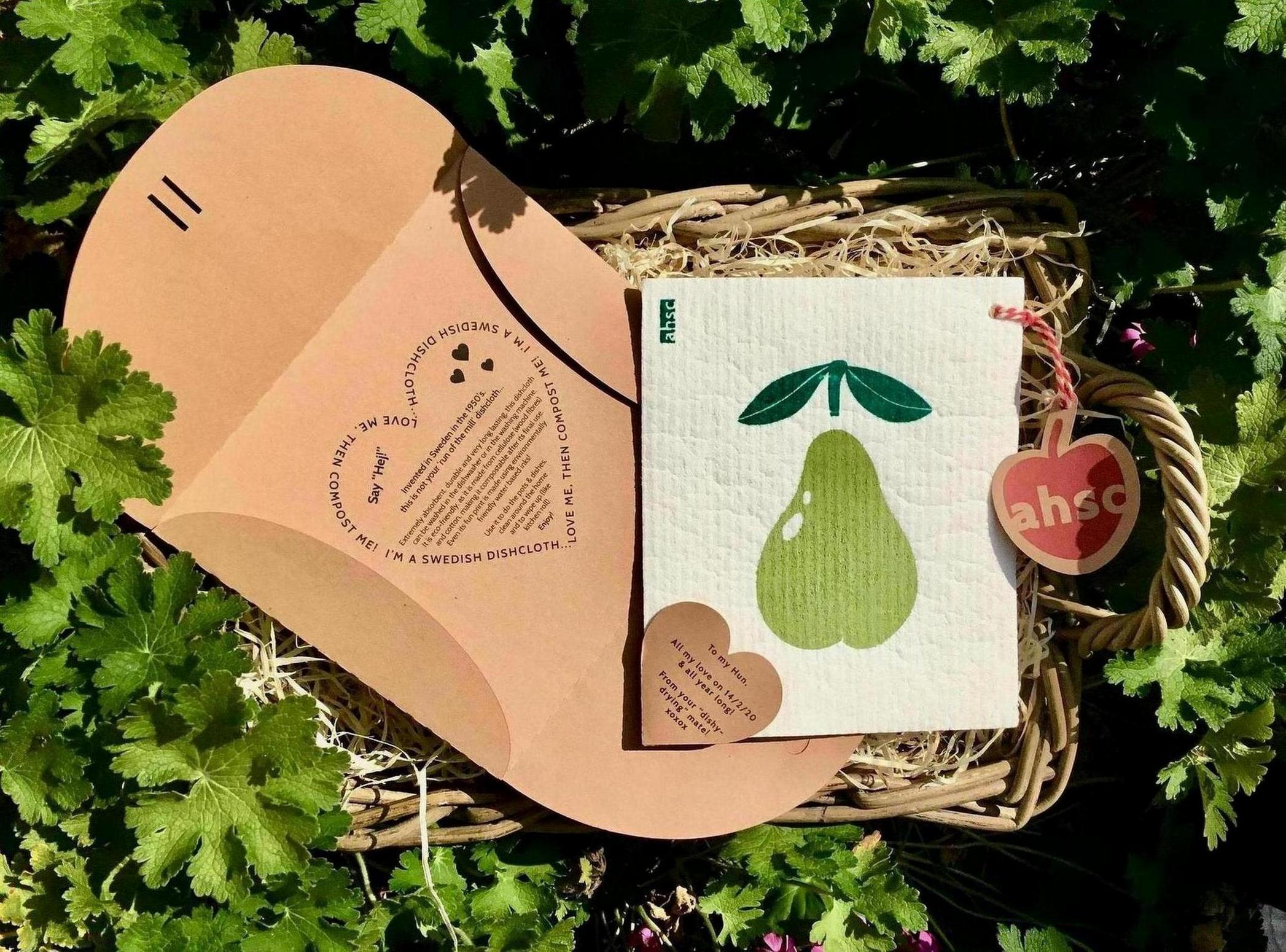 Eco Wishcloth Gift pack