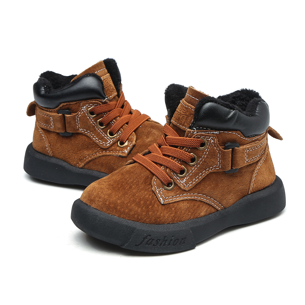 Dozer Brown | Toddler Shoes | Leather Toddler Shoes ...