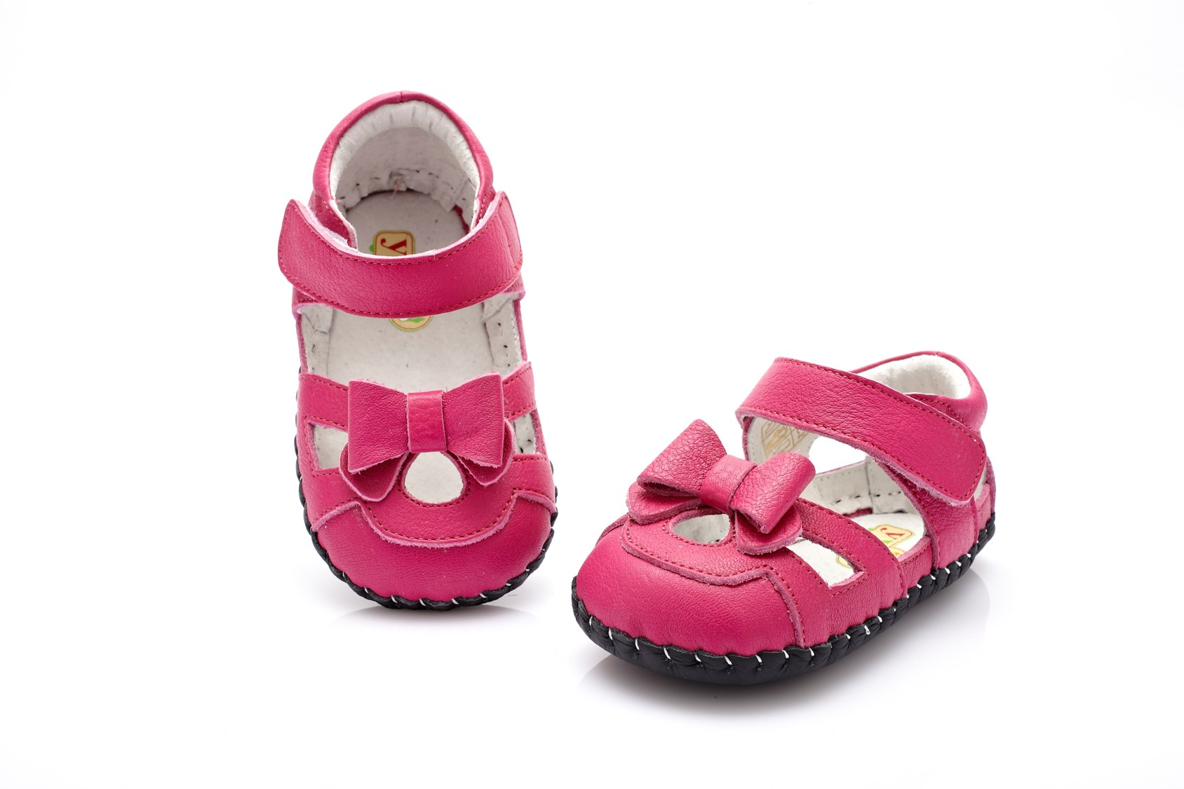 a1d029d559dce Emma - hot pink - baby shoes