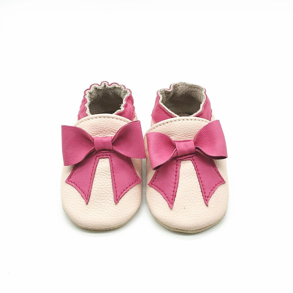 1b767d1faafdb Pretty in Pink - softies - baby shoes