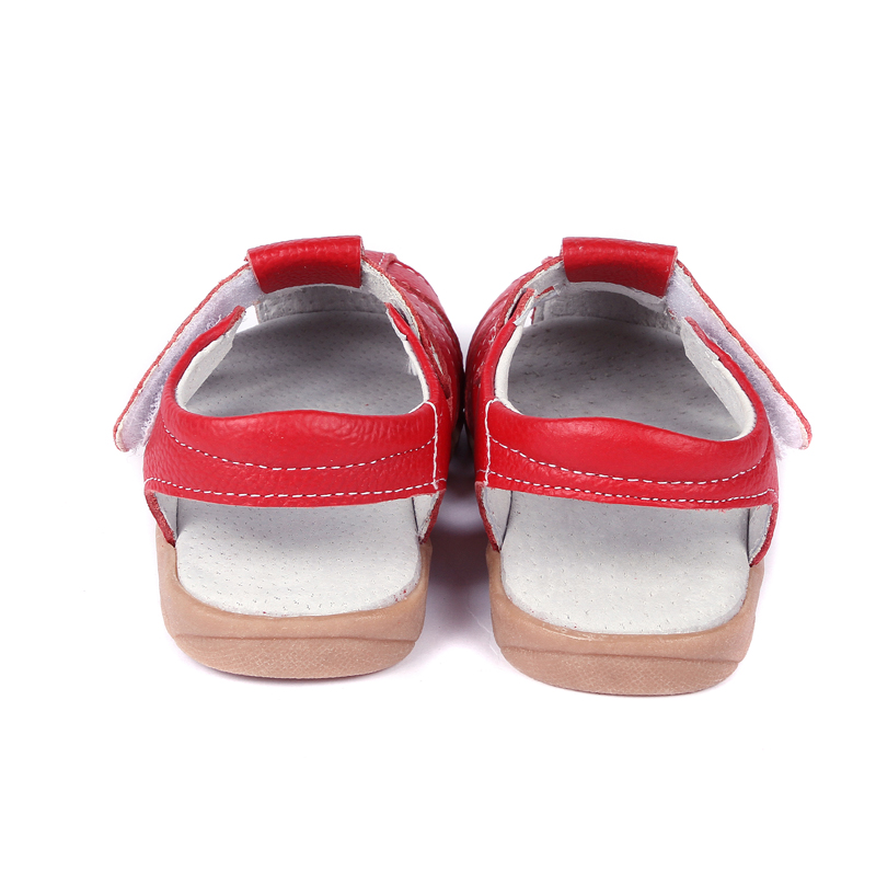 6d34b92ff2ee80 Petal - red - toddler shoes - kids shoes